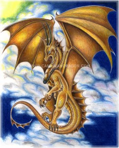 golden-sun-dragon-drawing